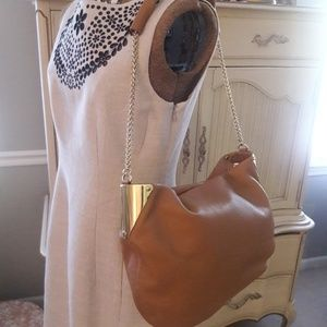 """STUNNING """"VINCE CAMUTO"""" LEATHER BAG! MINTY!"""